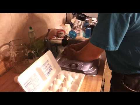 Αποθήκευση αυγών μακράς διάρκειας χωρίς ψυγείο