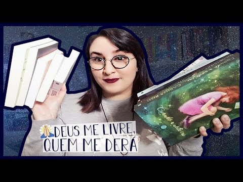 TAG DEUS ME LIVRE, MAS QUEM ME DERÁ | por Carol Sant