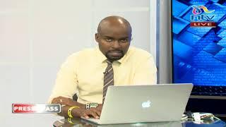 Editor's guild accuses Uhuru of gagging media - VIDEO