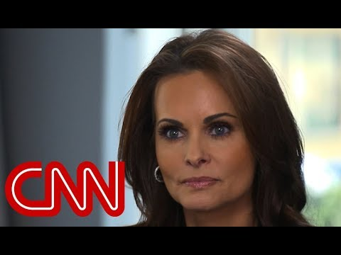 Playboy model speaks out on time with Trump