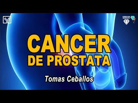 Hierbas y setas tratamiento del cáncer de próstata