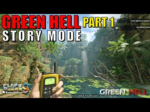 Green Hell - Story Mode Part 1 (Where's Mia?)