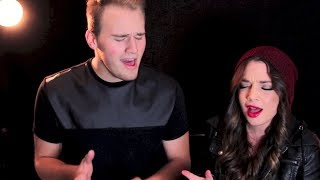 A Great Big World & Christina Aguilera - Say Something (Kait Weston & Brandon Skeie Cover)