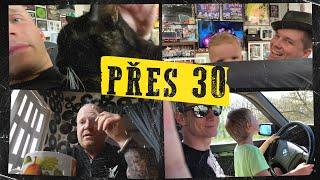 Video THE FIALKY - Přes 30 (videoklip 2020)