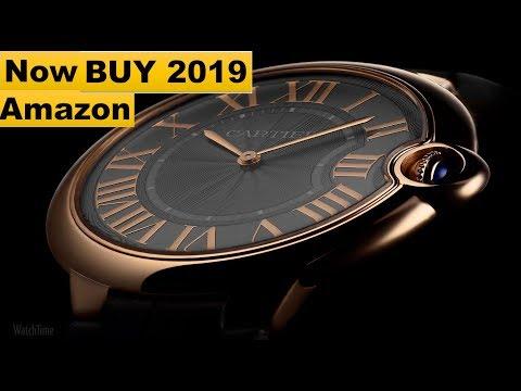 Top 7 Best Latest Cartier Watches Buy 2019