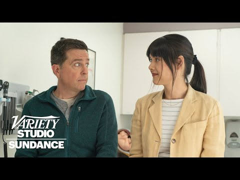 Ed Helms and Patti Harrison on the Magic of Their Sundance Comedy 'Together Together'
