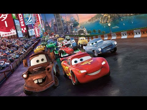 Disney PIXAR CARS All Race Tracks Revealed #1 HD Gameplay