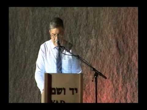Mr. Avner Shalev, Chairman of the Yad Vashem Directorate - Opening Address. [7:02 min]