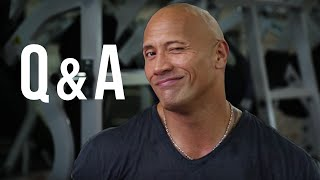 The Rock Responds To Your Comments! Seven Bucks September Q&A