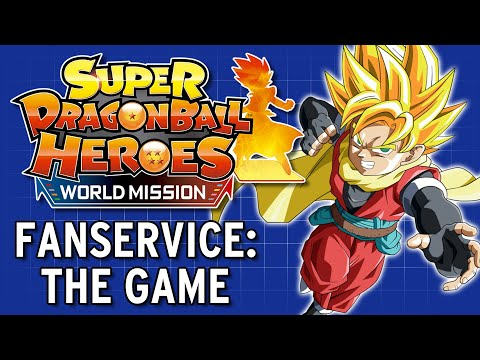 TeamFourStar Plays Super Dragon Ball Heroes: World Mission INTRO - TFS Gaming