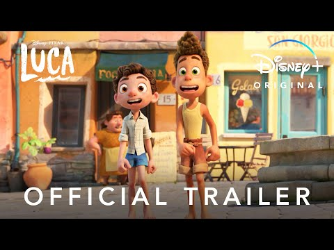 Luca - Filmové a seriálové trailery