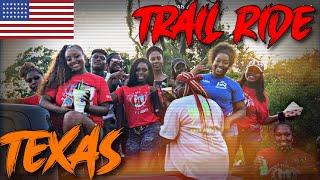 Big Money Stables Trail Ride Texarkana Texas 2020 Summer Break Travel Vlog | JquanGovi