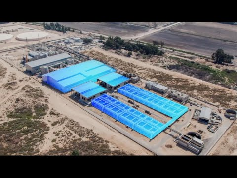 Israeli Water Saving Technology
