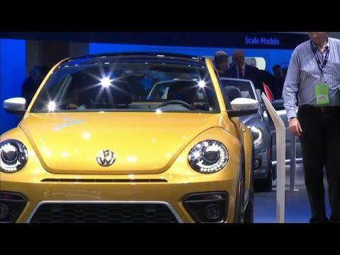 Volkswagen anuncia que dejará de fabricar el 'escarabajo'