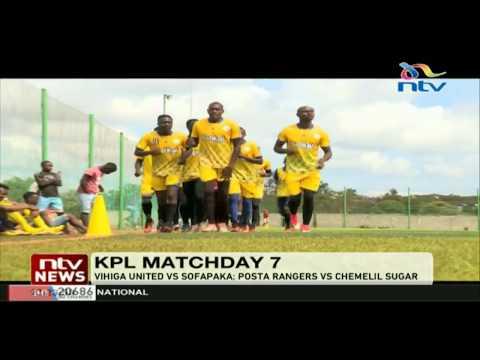 K'ogalo seeking win against De Douala at Kasarani