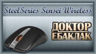 SteelSeries Sensei Wireless. Мастер дистанционного боя. Обзор.