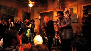 Midnight Preserves 2011 - Preservation Hall - JazzFest - Robert Plant
