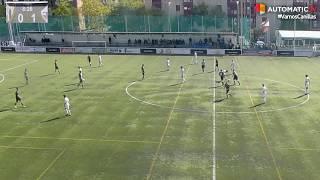 R.F.F.M. - Jornada 8 - Primera Juvenil (Grupo 3): C.D. Canillas 4-2 U.D. San Sebastian de los Reyes.