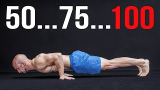 The 100 Push Up Workout Everyone Can Do!