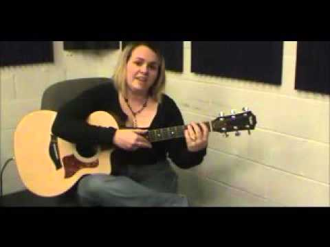 Maria Wilson Guitar Instruction-Power Cords and Power Chord Theory