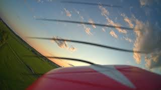 Fixed Wing FPV chase with Eflite Cessna 150