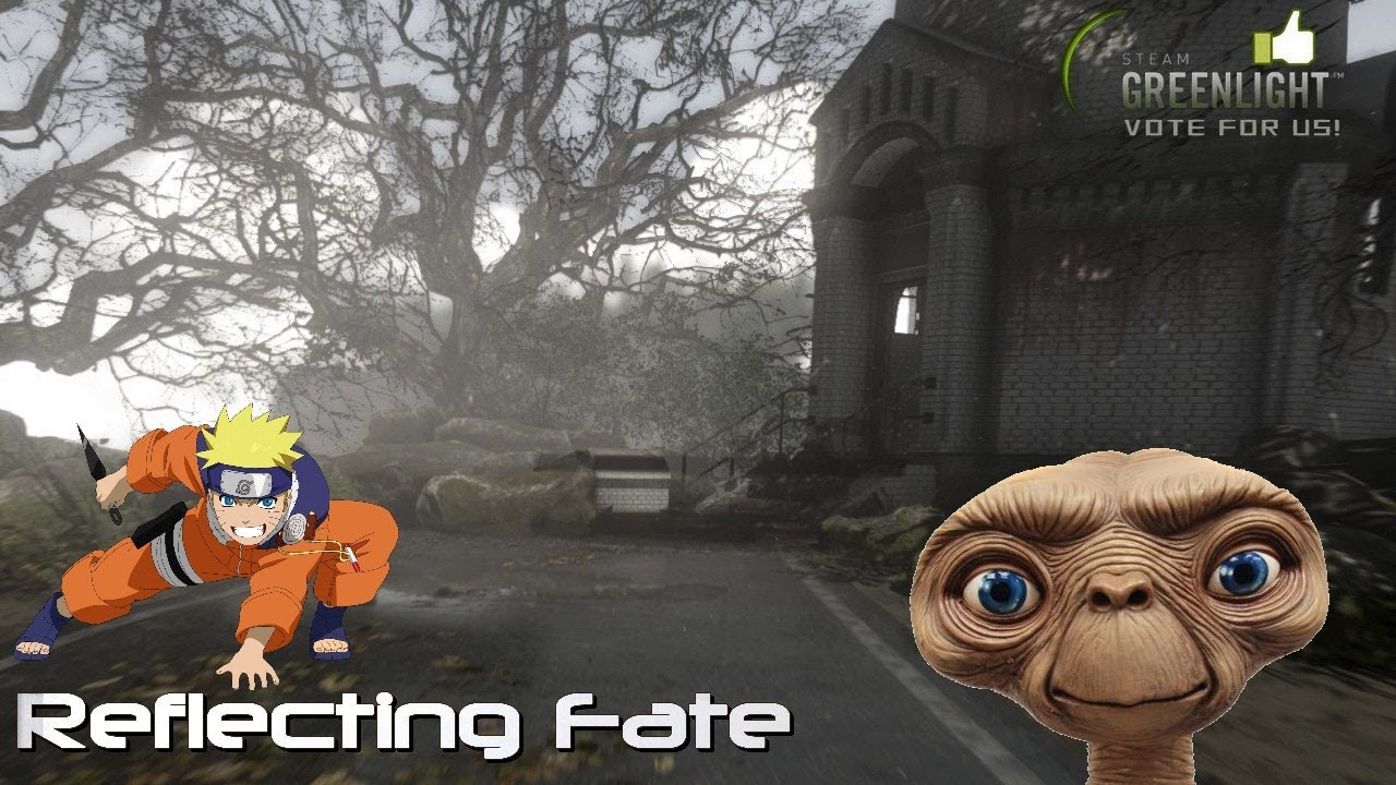 Reflecting Fate [FR - COMPLET] : Naruto contre les Aliens