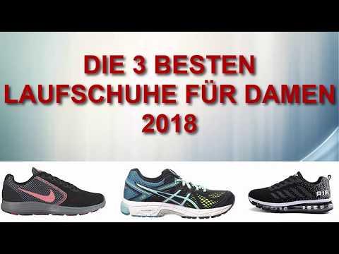 Die 3 besten Laufschuhe für Damen 2018 - Welches ist der beste Laufschuh für Damen?