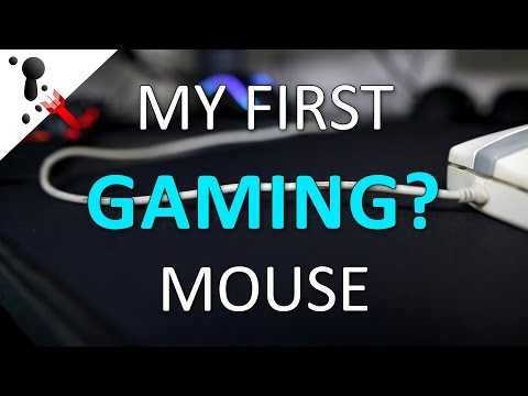 Review Of My First Gaming Mouse