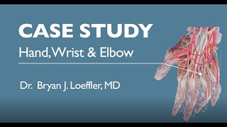 Hand, Wrist & Elbow Anatomy