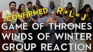 Game of Thrones - 6x10 Winds of Winter - Group Reaction