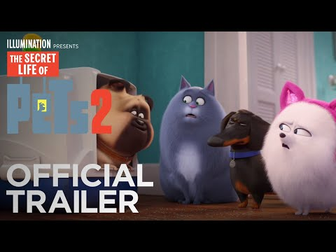 Movie Trailer: The Secret Life of Pets 2 (0)
