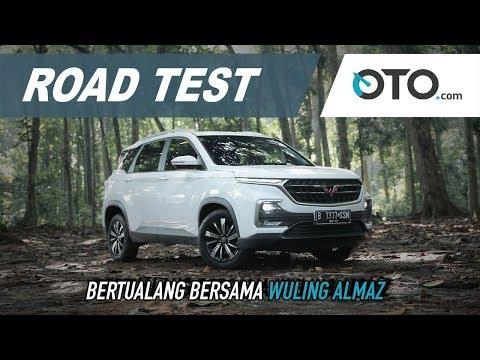 Wuling Almaz | Road Test | Bergelimang Fitur | OTO.com