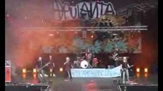 Apulanta - Pahempi Toistaan (Provinssirock 2008)