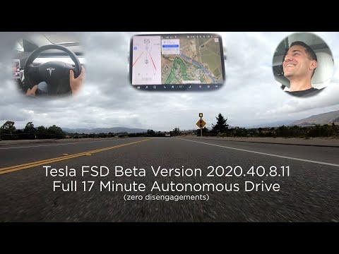 FSD Beta ist bei den ersten angekommen