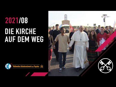 Gebetsanliegen des Papstes: Die Kirche auf dem Weg