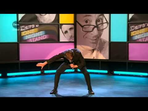 Jason Byrne on Dave's One Night Stand