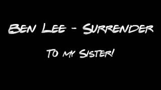 Ben Lee - Surrender