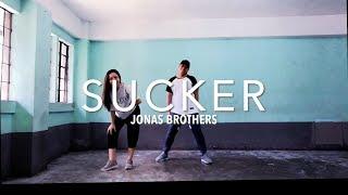 Jonas Brothers   Sucker Dance Cover (Choreography By Lia Kim)