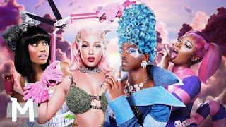 Lil Nas X - MONTERO (Call Me By Your Name) ft. Nicki Minaj, Doja Cat, Megan Thee Stallion [Remix]