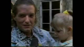 """Falco - ORF Bericht der Sendung """"X-Large"""" zum Album Release von Wiener Blut (1988)"""