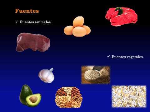 Vitaminas: Biotina (B8)