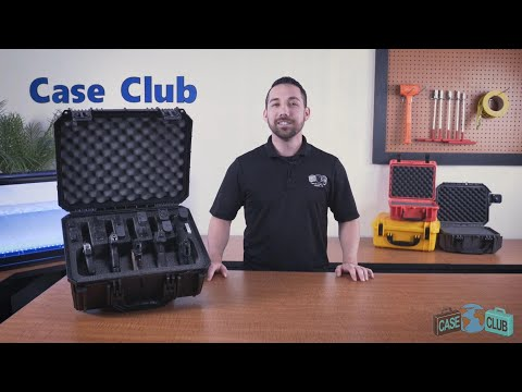 5 Pistol Case - Featured Youtube Video