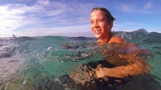 Justin tells the story of Pascal, a boy who absolutely loves the water and grew up on a boat in Tropical North Queensland, as he revisits the Great Barrier Reef.