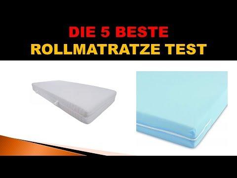 Beste Rollmatratze Test 2019