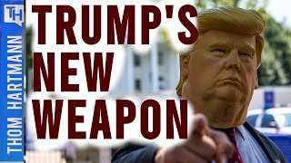 Trump Turned COVID-19... Into A Weapon....