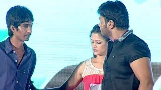 Download Video Manchu Manoj warning to Dhanraj @ Jump Jilani Audio Launch MP3 3GP MP4