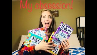 Tasting Welchs Fruit Snacks (AND RANKING THEM!)