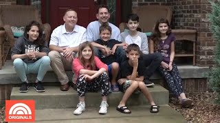 Dads Adopt 6 Siblings Who Spent 5 Years In Foster Care: 'We Instantly Fell In Love' | Today