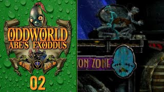 BLIND LEADING THE BLIND ► Oddworld Abe's Exoddus Part 02 by Ace Trainer Liam