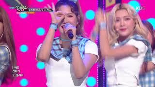 뮤직뱅크 Music Bank -묵찌빠 (MMook JJi BBa) - 세러데이(SATURDAY).20180810